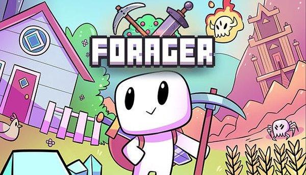 Forager(浮岛物语)