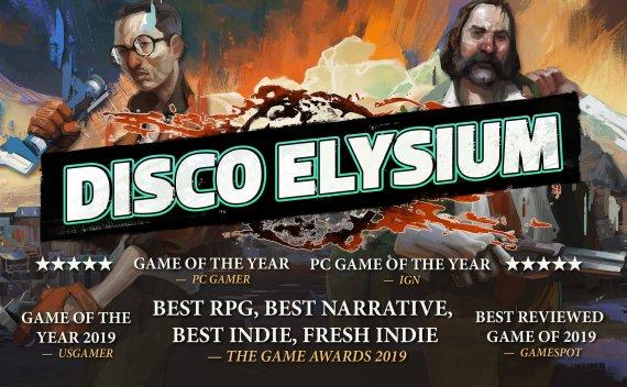 Disco Elysium(极乐迪斯科)