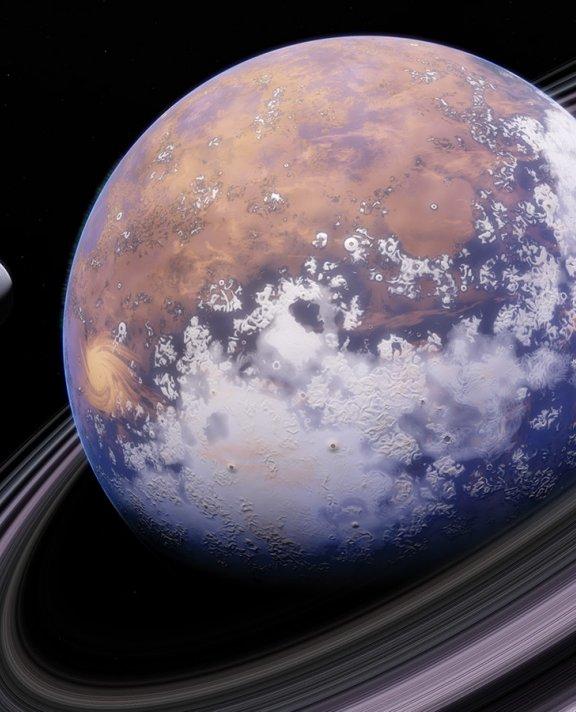 Space Engine-宇宙的模拟器