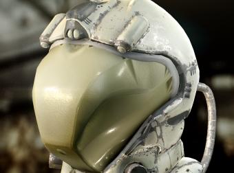【原创】猛男头盔/升级模块-JET版-适用12.9最长的一天系列